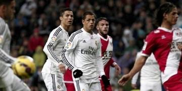 """""""Chicharito"""", convocado para el partido ante Almería 3"""