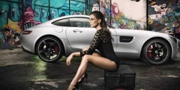 Dominika Paleta cuidó su imagen en sesión de fotos para revista 7