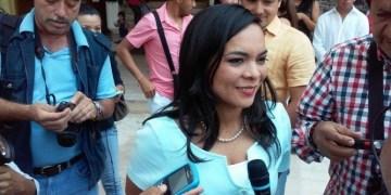 Evade Beatriz Mojica el tema de Aguirre y ratificación de Ortega 5