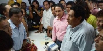 Evodio ya es candidato a alcalde de Acapulco por el PRD-PT 8