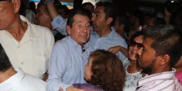 Perseguido por la sombra de Chavarría, inicia campaña Zeferino Torreblanca 2