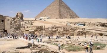 Descifran los enigmas de la Gran Pirámide de Keops 5
