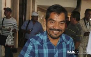 JV - UPOEG Bruno Placido durante una conferencia en el restaurante Astoria de Acapulco 2