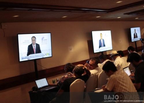 Segundo debate en Guerrero - Pedro Pardo 10