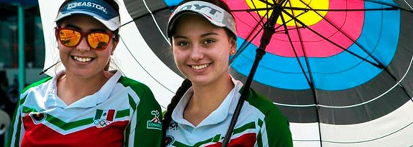 Van por bronce, mexicanos en Copa del Mundo de Tiro con Arco en Shanghái