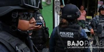 Jornada violenta deja cinco muertos en Acapulco 3