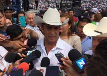 """Gobierno ciudadano, sin funcionarios partidistas, promete """"El Bronco"""" 2"""