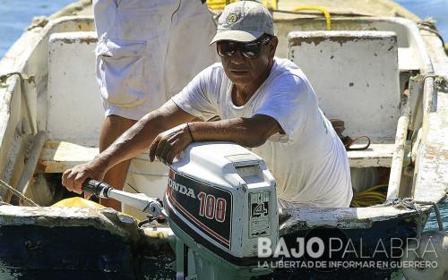 El Bary, rescatista de yates en Acapulco 3