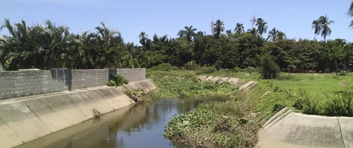 Desatiende Conagua zona de alto riesgo en Acapulco
