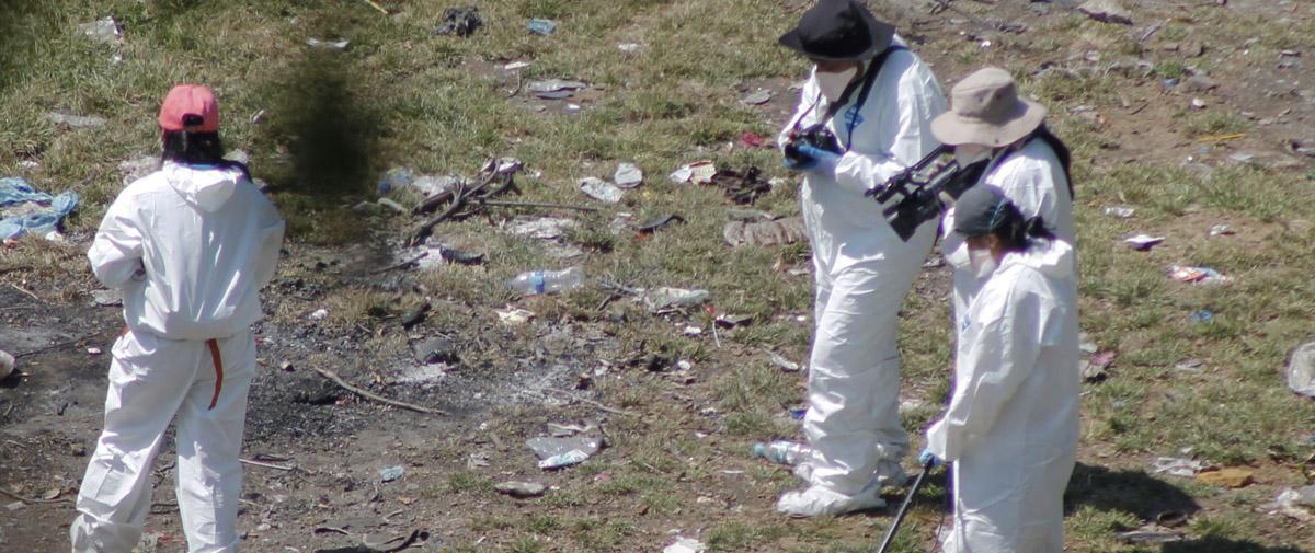 Ofrece Ortega traer peritos argentinos por los cuatro desaparecidos