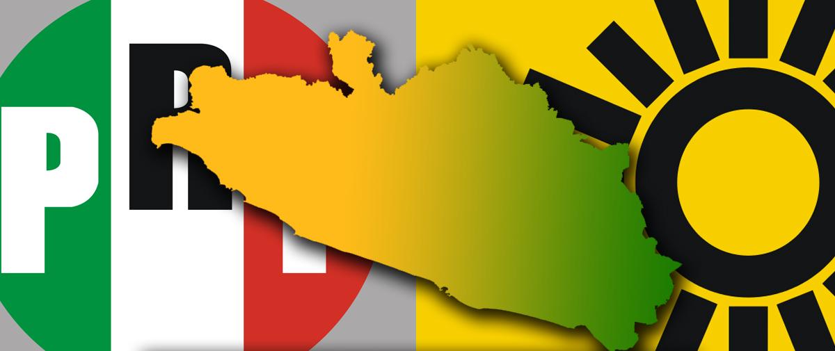 En Guerrero, presenta PRI causales de improcedencia por impugnación del PRD