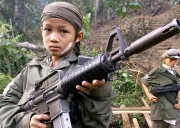 Los niños y la guerra 9