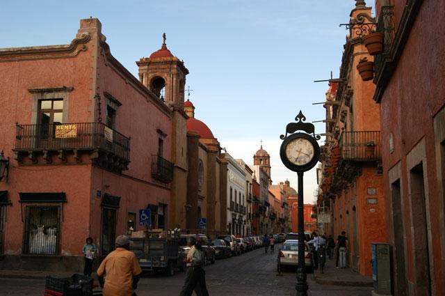02. Calles de Queretaro