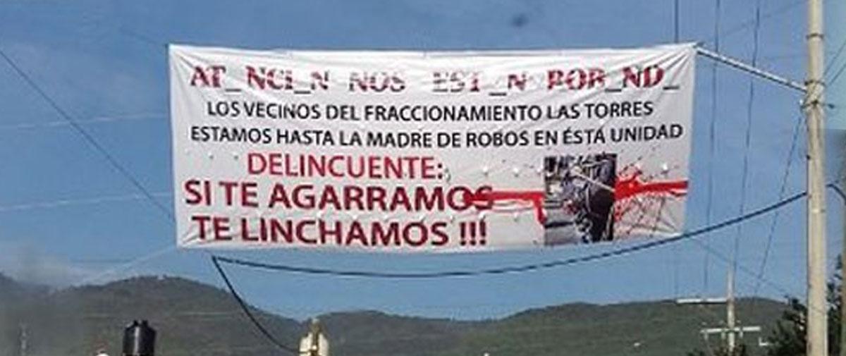 Empresarios de Chilpancingo advierten con armarse por violencia