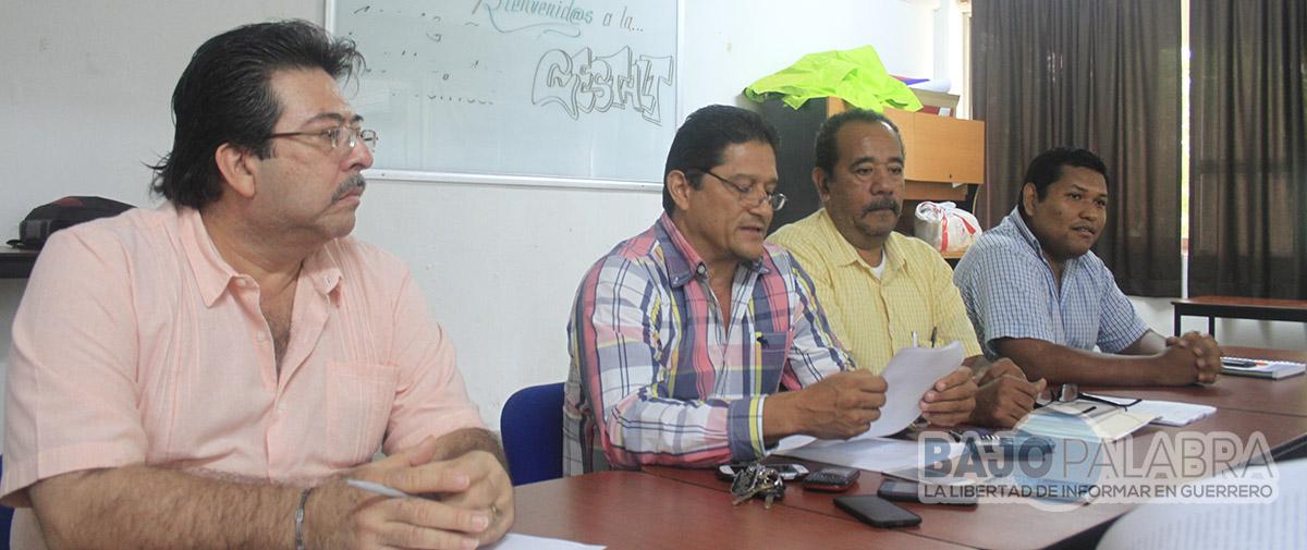 SNTE buscará frente común con Ceteg y Suspeg en Guerrero