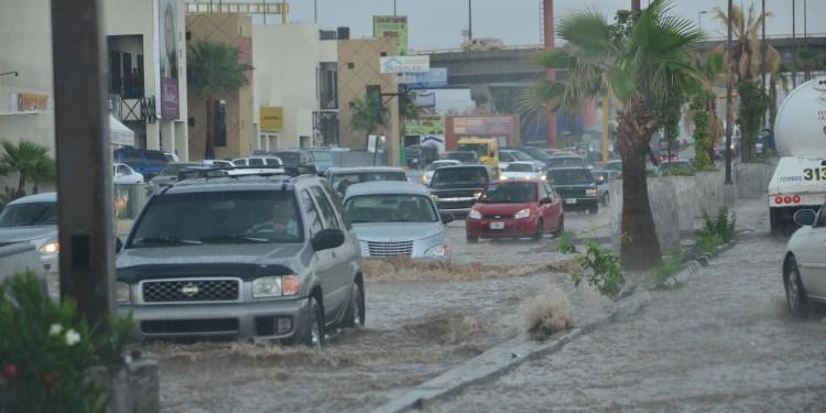 Lluvias, inundaciones