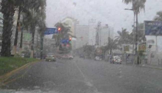 Lluvias y vientos fuertes se pronostican para Guerrero 1