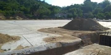 Denuncian en El Quemado que obra provoca inundaciones 6