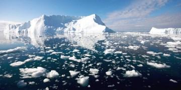Reportan nueva disminución del hielo del Ártico 7