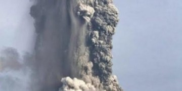 Emitió el volcán de Colima fumarola de dos kilómetros de altura 2