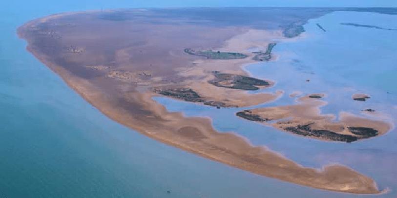 El Delta del Ebro se hunde a un ritmo de 0,3 centímetros al año: estudio