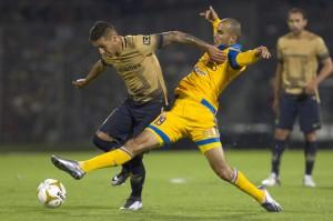 Obtiene Tigres su cuarto título al coronarse en el Apertura 2015 1
