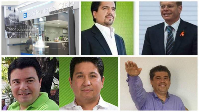 Punta del cielo, Acapulco, la corrupción verde 2