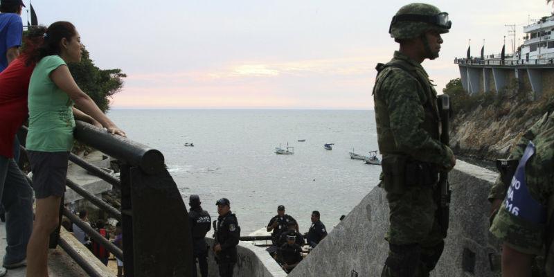 Empresario asesinado en Acapulco, operador del narco: FGE