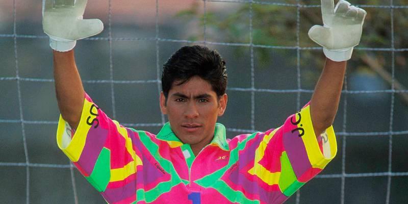 Jorge Campos será técnico de México ante el Barça
