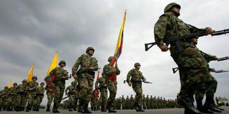 Vigilarán 358 mil militares y policías plebiscito en Colombia