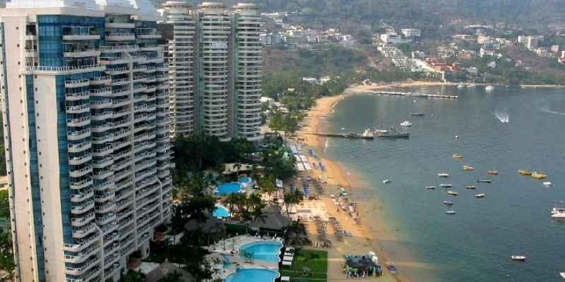Ocupación hotelera en destinos de Guerrero llega al 91.8%
