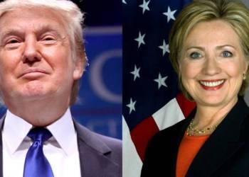 Confirmado, Clinton y Trump competirán por presidencia de EU 8