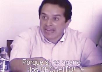 "Amenaza candidato del PRD-PAN en Qroo con ""decapitar a traidores"" 4"
