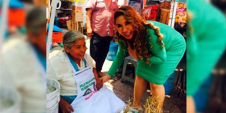 Nombran #LadyMandiles a diputada priista de Guerrero 1