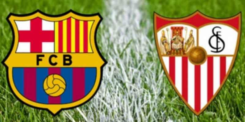 Barcelona y Sevilla pelearán la Copa del Rey este domingo