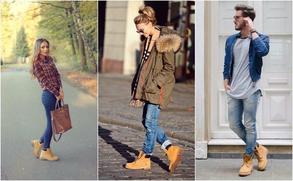 botas con jeans