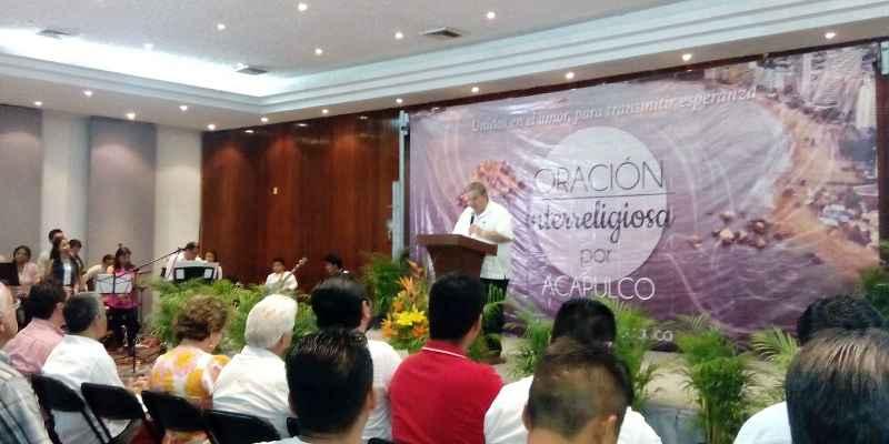"""""""Detener espiral de odio y venganza"""", pide Consejo Interreligioso"""
