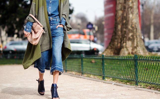 ¿Sabes cómo combinar los 'cropped jeans' y no morir en el intento?