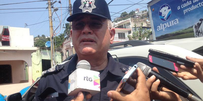 A la baja los delitos del fuero común: SSP Acapulco