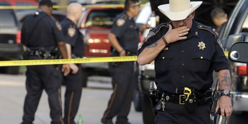 Deja tiroteo un muerto y seis heridos en Houston