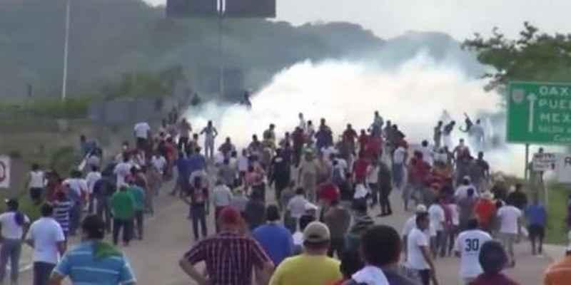 Fue una emboscada: Galindo; PF se mantendrá en Oaxaca