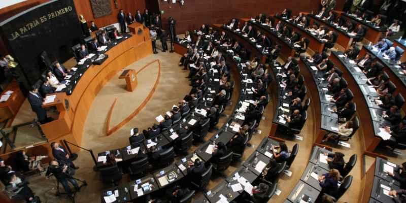 Avala Senado glosa del Cuarto Informe de EPN