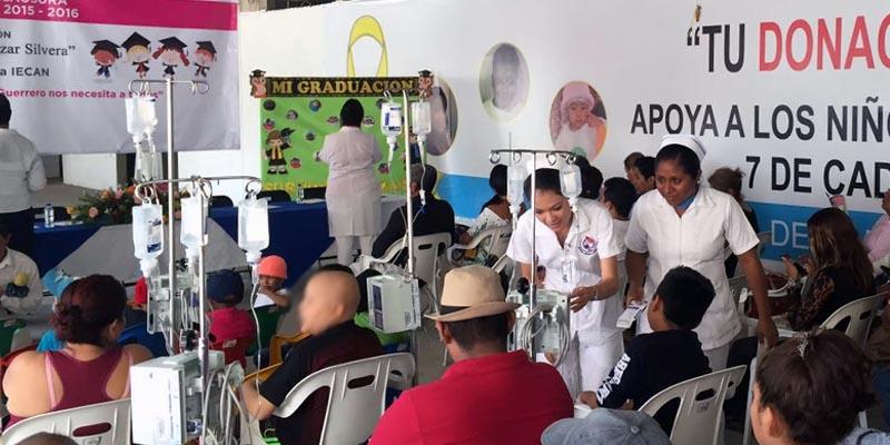 Reportan 40 casos nuevos de cáncer infantil en Acapulco