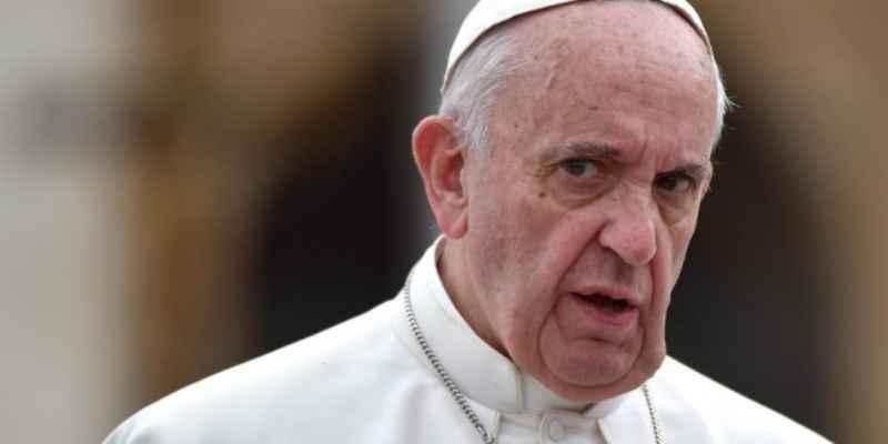 Envía carta el Papa a Maduro