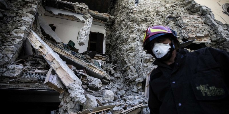 Luto nacional en Italia por sismo; suman 268 víctimas
