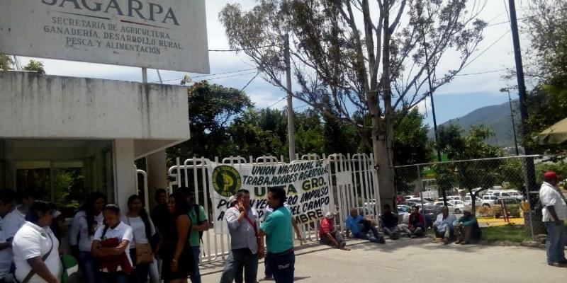 Beneficia Sagarpa sólo a organizaciones del PRI: UNTA