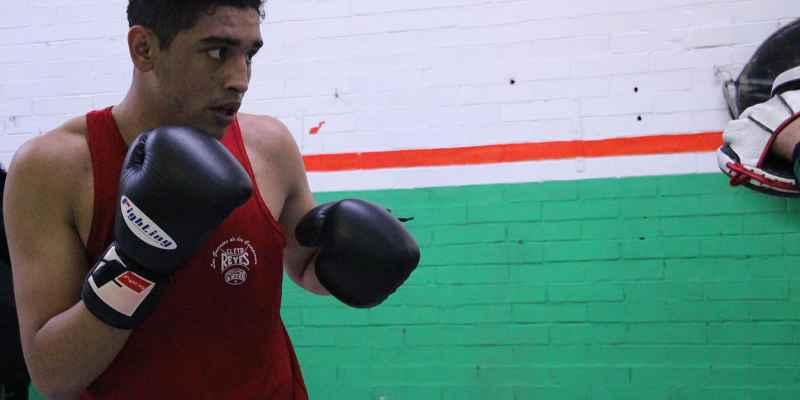 Sin pelear, boxeador mexicano queda fuera de Río 2016