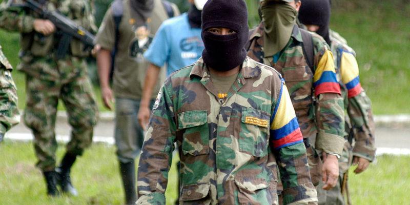 """""""Se acabó la guerra"""": líder de las FARC"""