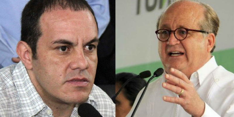 Gobierno de Graco busca acusar a Cuauhtémoc Blanco de asesinato