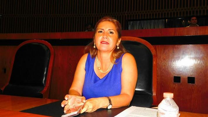 No prometer cosas que no puede cumplir, pide diputada del PRI a Leyva Mena